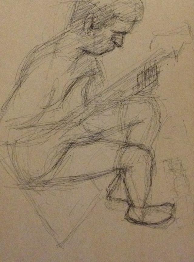 Band Practice 8, Leonard, 5:8:15