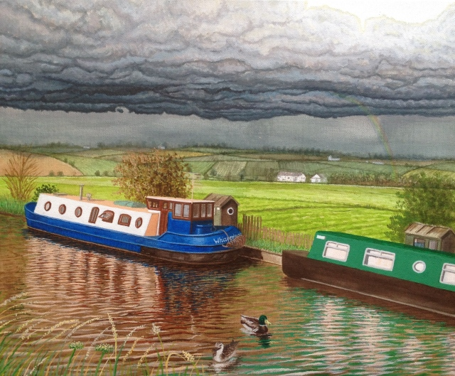 Melling Canal and Landscape 2015-16