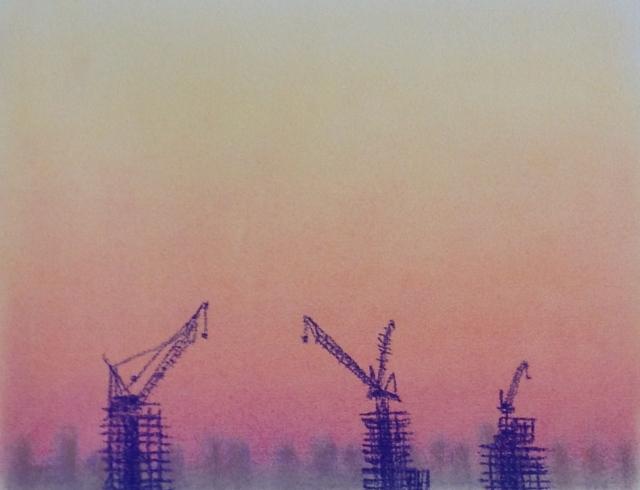 taipei-sunsetskies-the-limitpastel-on-paper-30-5x23-cm-181216